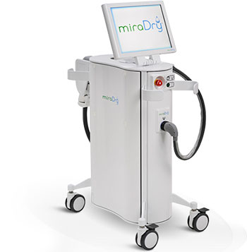 miradry machine image