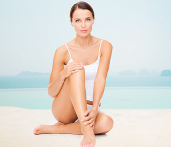 Shape body after applying Coolsculpting Fat Freezing Treatment in Alexandria area